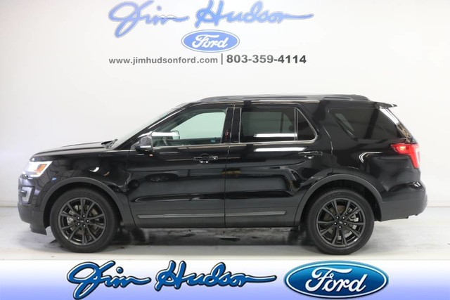 Pre-Owned 2017 Ford Explorer XLT CPO NAVI XLT SPORT APPEARANCE PACKAGE 20 INCH WHEELS POWER L