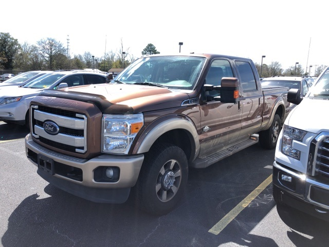 Pre-Owned 2012 Ford F-250SD King Ranch