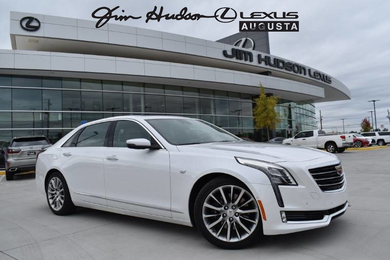 Pre-Owned 2017 Cadillac CT6 / Navigation / Bluetooth / Safety Systems