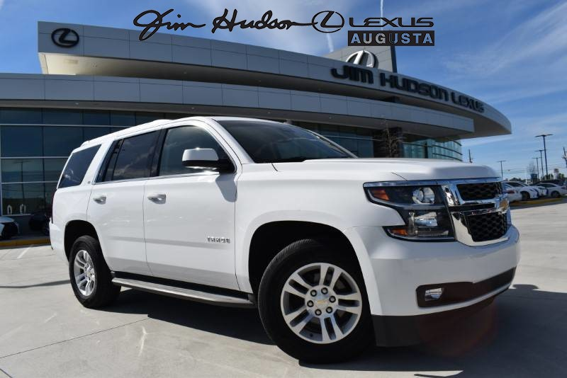 Pre-Owned 2015 Chevrolet Tahoe LS / Parking Assist/ Bluetooth / Rear DVD