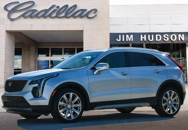 Pre-Owned 2019 Cadillac XT4 Premium Luxury
