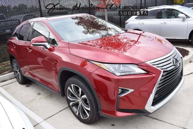 Certified Pre-Owned 2017 Lexus RX 350 / L Certified / Navigation / Safety Sys+
