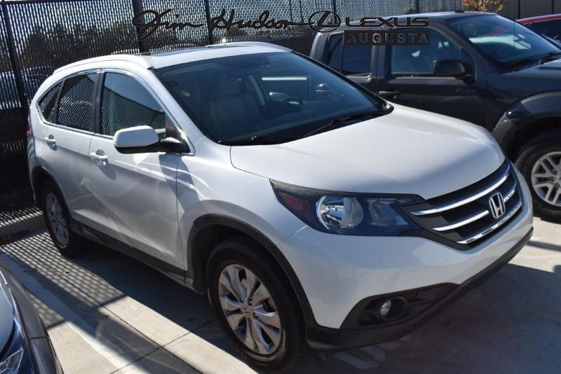 Pre-Owned 2014 Honda CR-V EX-L/LEATHER /ROOF