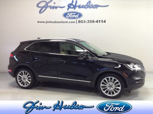 Pre-Owned 2017 Lincoln MKC Reserve NAVI LEATHER PANO VISTA ROOF HEATED COOLED SEATS 19 INCH