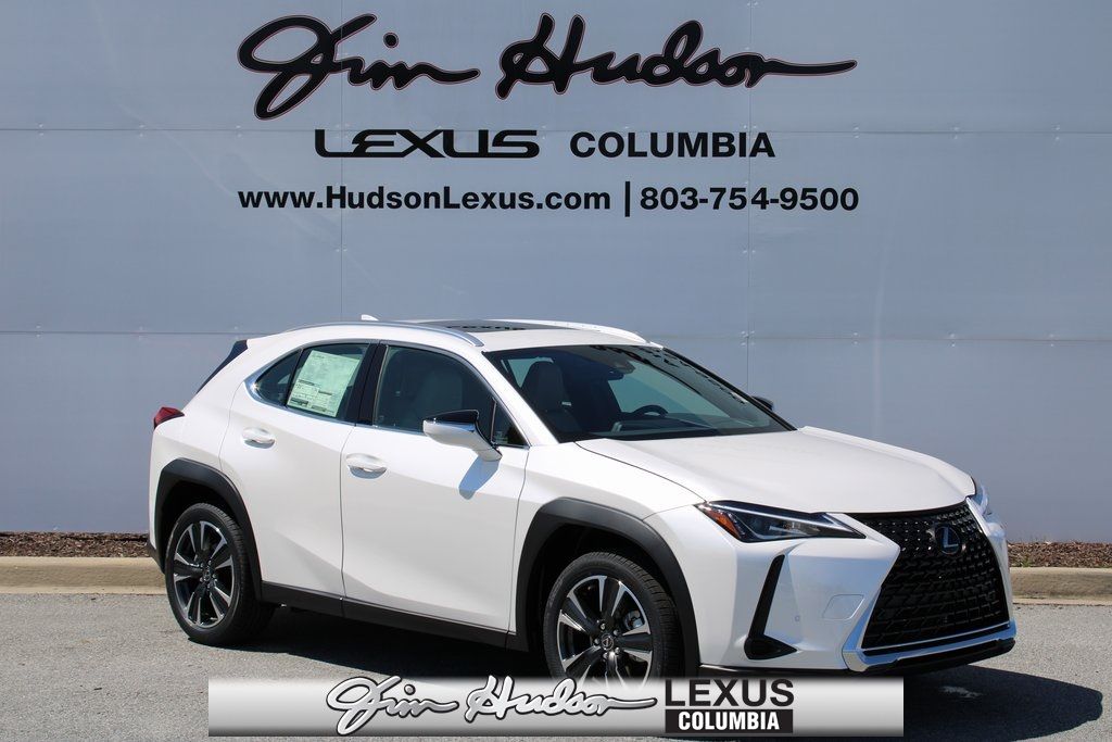 Certified Pre-Owned 2020 Lexus UX 200 Base