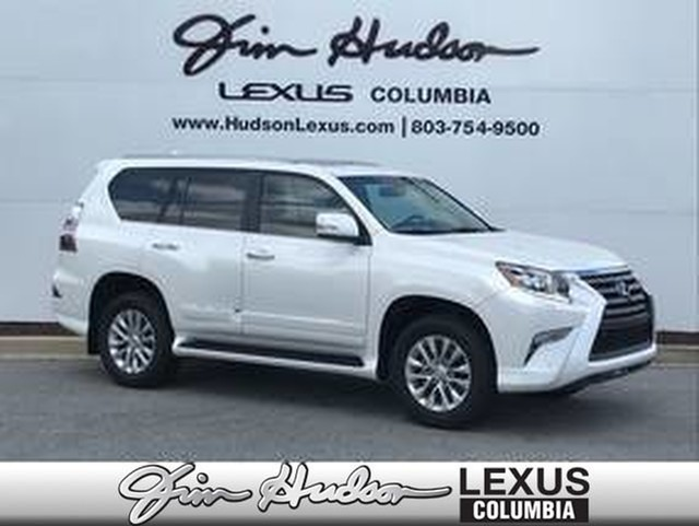 Pre-Owned 2017 Lexus GX 460 L/Certified Unlimited Mile Warranty, Navigation, Premium Package w/Captain's Chairs, Heated/Ventilated Seats, Blind Spot Monitor System