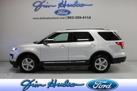 Pre-Owned 2018 Ford Explorer XLT CERTIFIED PRE OWNED NAVI LEATHER SYNC 3 POWER LIFTGATE