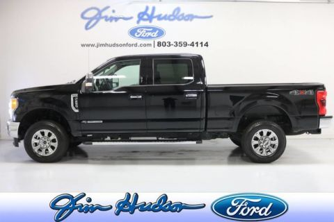 Pre-Owned 2017 Ford Super Duty F-250 SRW Lariat 4WD Crew Cab DIESEL ULTIMATE PACKAGE NAVI PANO ROOF ADAPT