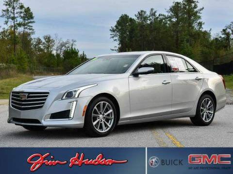 Pre-Owned 2019 Cadillac CTS Sedan Luxury