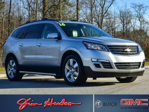 Pre-Owned 2016 Chevrolet Traverse LTZ FWD