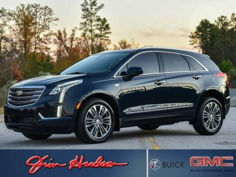 Pre-Owned 2017 Cadillac XT5 Certified FWD 4dr Premium Luxury
