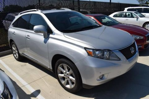 Pre-Owned 2011 Lexus RX 350 PREM PACK/BACKUP CAMERA