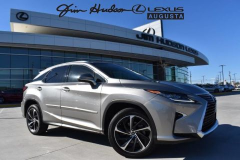Certified Pre-Owned 2018 Lexus RX 350 / L Certified / Luxury / Navigation