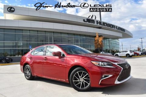 Certified Pre-Owned 2017 Lexus ES 350 /L CERT/LUXURY PACK/NAV