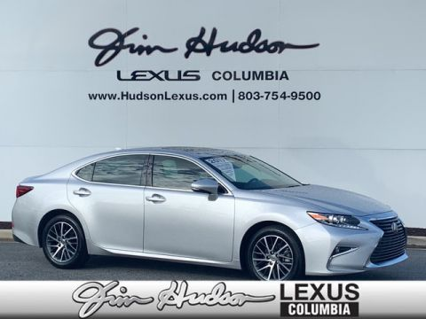 Pre-Owned 2017 Lexus ES 350 L/Certified Unlimited Mile Warranty, Navigation, Luxury Package, Lexus Safety +, Blind Spot Monitor System