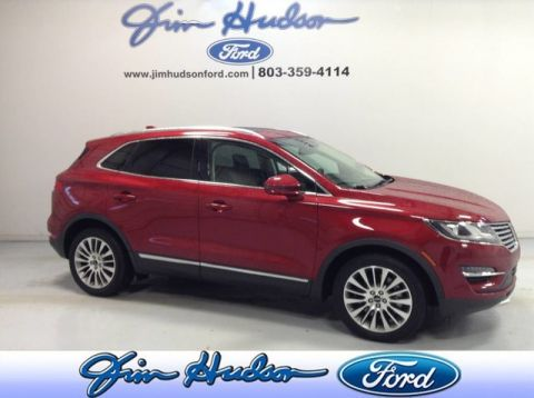 Pre-Owned 2017 Lincoln MKC Reserve NAVI LEATHER PANO VISTA ROOF BLIS HEATED COOLED SEATS