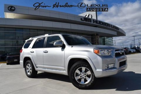 Pre-Owned 2012 Toyota 4Runner SR5/Pwr Pack/3rd row seating