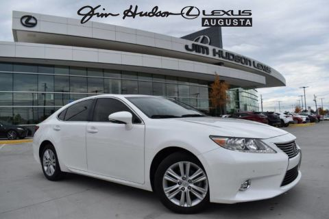 Certified Pre-Owned 2015 Lexus ES 350 / L Certified / Navigation / Luxury Package