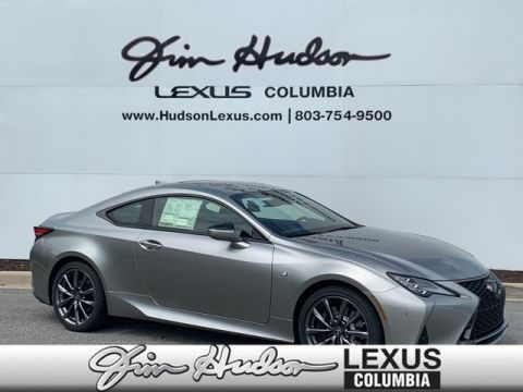 New 2019 Lexus RC RC 350 F SPORT