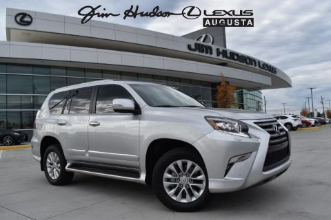 Certified Pre-Owned 2017 Lexus GX 460 / L Certified / Premium Package / Navigation / Bluetooth