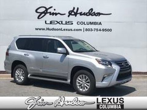 Pre-Owned 2017 Lexus GX L/Certified Unlimited Mile Warranty, Navigation, Premium Package, Heated/Ventilated Seats, Blind Spot Monitor System