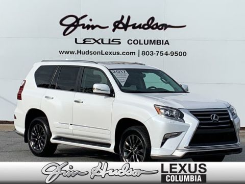 Pre-Owned 2017 Lexus GX 460 L/Certified Unlimited Mile Warranty, Navigation, Premium Package w/Captain Chairs, Heated/Ventilated Front Seats, Blind Spot Monitor