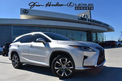 Certified Pre-Owned 2018 Lexus RX 350L /L Certified / Nav / Lexus Safety Sys+