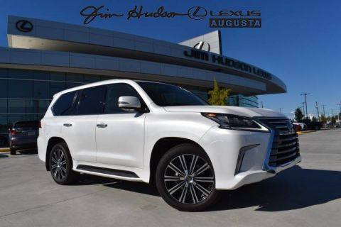 Certified Pre-Owned 2018 Lexus LX 570 / L Certified / Lux Pack/Navigation / Safety+