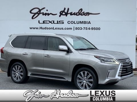 Pre-Owned 2016 Lexus LX 570 L/Certified Unlimited Mile Warranty, Navigation, Luxury Package, Mark Levinson Audio, 21 Alloy Wheels, Cool Box, Heads-up Display