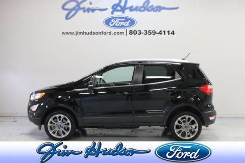 Pre-Owned 2018 Ford EcoSport Titanium 4WD CERTIFIED PRE OWNED NAVI SYNC 3 B&O STEREO LOADED