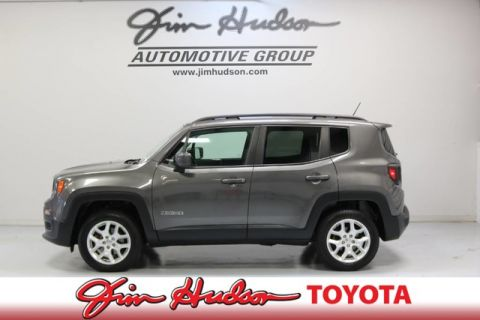 Pre-Owned 2016 Jeep Renegade Latitude...Cold Weather Group...Popular Equipment Group